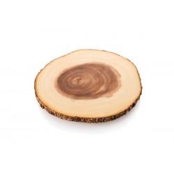 Fa kínáló, 35x4 cm, akác