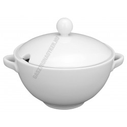 Kaszub levestál 3 liter, porcelán