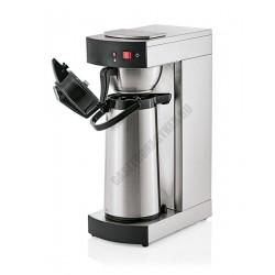 Elektromos kávéfőző, 2,2 literes pumpás termosszal