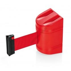 Szalagkazetta, fali kordon, 2 m piros szalag, Lightflex