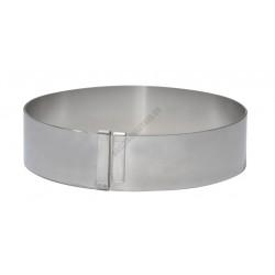 Sütőkeret, állítható kör, 4,5 cm, de Buyer, rozsdamentes