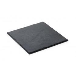 Pala kínálótál, 25x25 cm, 5 mm vastag