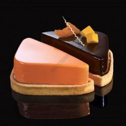 Cake Idea 6 részes sütőkeret, Twins 16, rozsdamentes