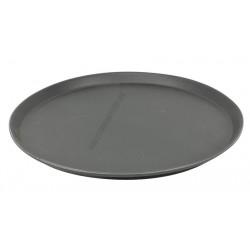 Csúszásmentes tálca 40,5 cm kerek