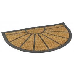 Lábtörlő 40×60 cm kókusz+gumi félkör