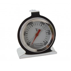 Sütőhőmérő, +50 - +300 fokig, de Buyer, rozsdamentes