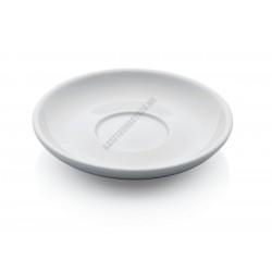 Italia kávéscsészealj, 15,5 cm, porcelán