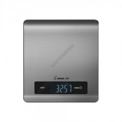 Digitális fém konyhamérleg, 5 kg méréshatár