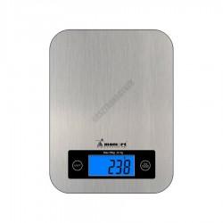 Digitális fém konyhamérleg, 10 kg méréshatár