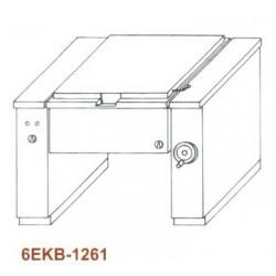 Elektromos buktatható pirító serpenyő 6EKB-1261
