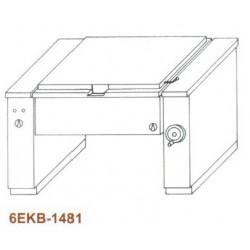 Elektromos buktatható pirító serpenyő 6EKB-1481