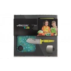 Arcos Kids gyermek készlet, sárga