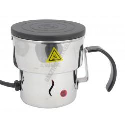 Chafing elektromos melegítő, állítható magasság, 0,3 kW