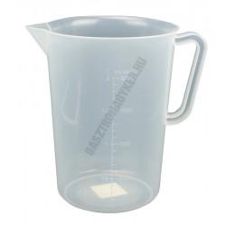 Mérőkancsó 2 liter PP