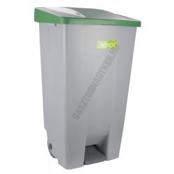Pedálos szemetes 120 liter