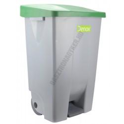 Pedálos szemetes 80 liter