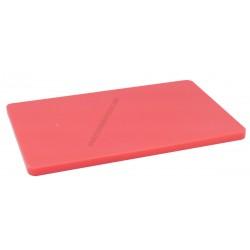 Vágólap 32,5×53×2 cm piros
