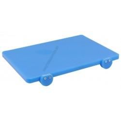 Vágólap füllel 40×30×2 cm kék