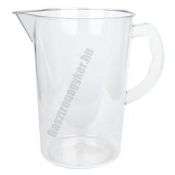 Mérőkancsó 3 liter, polikarbonát