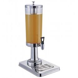 Juice adagoló 20×30×52 cm 4 literes rozsdamentes