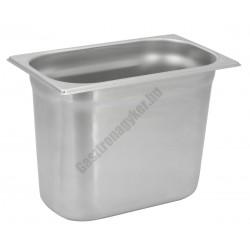 Gn edény 1/4 200 mm (16,2x26,5x20 cm) 5,5 liter rozsdamentes