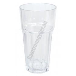 Long drink pohár 350 ml, polikarbonát