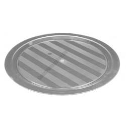 Kínáló tálca 50 cm kerek átlátszó polikarbonát