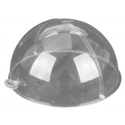 Roll-top tető 40,5 cm kerek polikarbonát