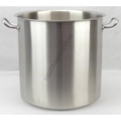 Ekber fazék  26 literes 32 cm átmérő, rozsdamentes