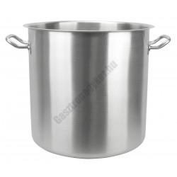 Ekber fazék  48 literes 40 cm átmérő, rozsdamentes