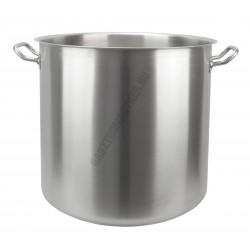 Ekber fazék  70 literes 45 cm átmérő, rozsdamentes