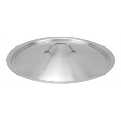 Fedő (rozsdamentes) 32 cm