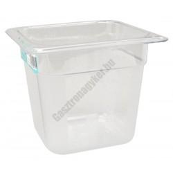 Polikarbonát Gn edény 1/6 150 mm