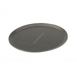 Pizzaforma, 24 cm, tapadásmentes alumínium