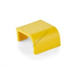 Színkódos jelölő polipropilén fedőkhöz, sárga (főtt húshoz)