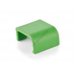 Színkódos jelölő polipropilén fedőkhöz, zöld (zöldséghez)