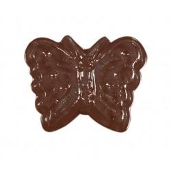 Figurás díszítő csokoládéforma (90-13021), pillangó, 14 adag, műanyag