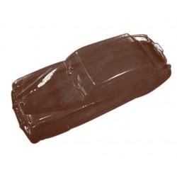Figurás díszítő csokoládéforma (90-15362), autó, műanyag