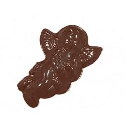 Valentin napi csokoládéforma (90-15507), cupido, 9 adag, műanyag