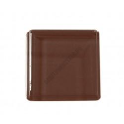 Figurás díszítő csokoládéforma (90-5031), négyzet, 11 adag, műanyag