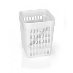 Evőeszköztartó kosár, 10,5x10,5x13,5 cm, polipropilén