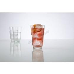 Rocky Stack koktél pohár, 280 ml, sorolható, temperált