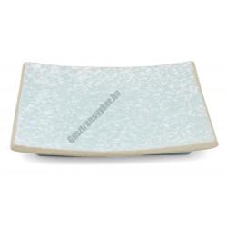 Acquac négyszögletes tányér, 24 cm, kőporcelán