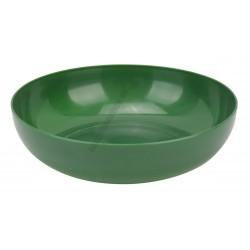 Tálka 22 cm 1 liter zöld
