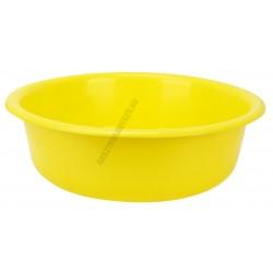 Peremes tál 40 cm 9 liter sárga