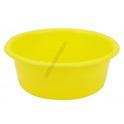 Peremes tál 20 cm 1,5 liter sárga