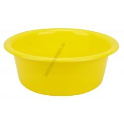 Peremes tál 26 cm 3 liter sárga
