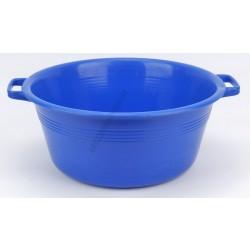 Peremfüles tál 36 cm 9 liter kék