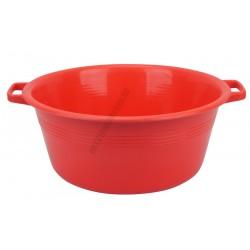 Peremfüles tál 36 cm 9 liter piros