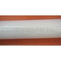 Bankett tekercs, fehér, 1,2×10 m